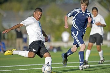 The 2-Minute Test That Determines Whether a Young Athlete Has a Concussion