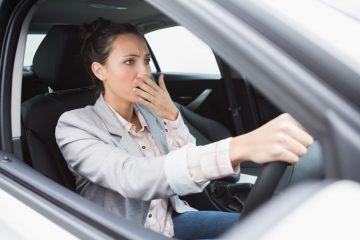 Dizziness When Driving May Be a Symptom of Vertical Heterophoria