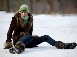 How Slip and Fall Accidents Can Affect Your Vision