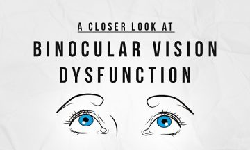 Infographics – A Closer Look at Binocular Vision Dysfunctions