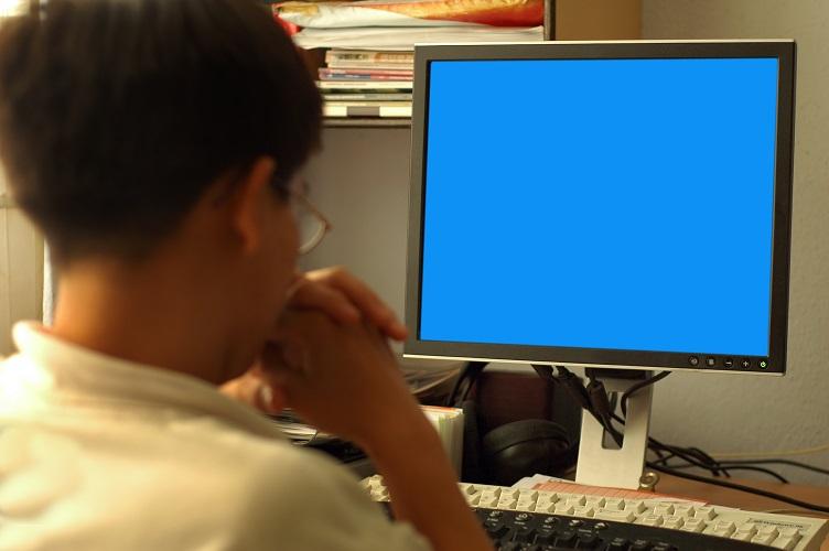 computer-related eye discomfort.