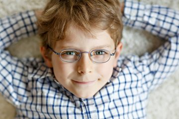 How Functional Vision Problems Influence a Child's Academic Progress