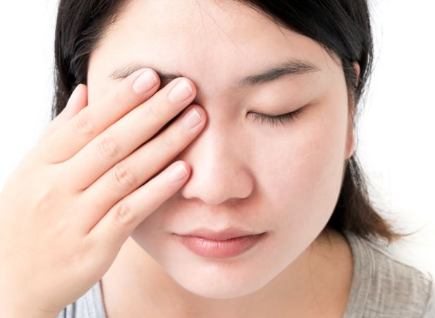 Neurovisual Eye Exam
